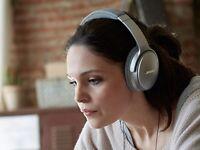 Bose QuietComfort 35 Noise Cancelling Wireless Headphones - New & Sealed £219