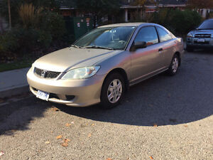 2004 Honda Civic Special Edition Coupe (2 door)