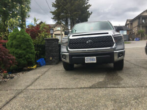 2018 Toyota Tundra Tundra Double Cab TRD 4x4 OFF Pickup Truck