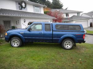 2011 Ford Ranger Sport Pickup Truck