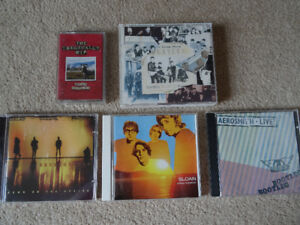 Cd's and cassette for sale or trade