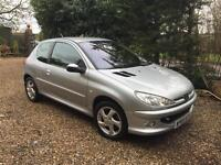 2005 05 PEUGEOT 2.0 HDI SE 90 BHP TURBO DIESEL 3 DOOR HATCH 5 SPEED MANUAL