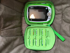 Leap Frog Leap Pad & 6 games