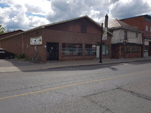 Unique & Variable Commercial Space Opportunity in Kemptville