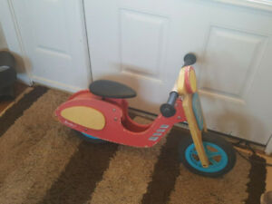 Retro Kids Strider style Bike