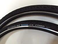 Schwalbe CX Comp Cyclocross Road Bike Tyres Bicycle Tyres