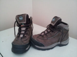 Timberland    pro   steel toe   Hiking  boots  6W