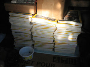 150 National Geographic Magazines 1970-'90s