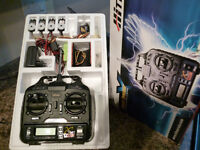 R/C Hi-Tec Flash 5 System X
