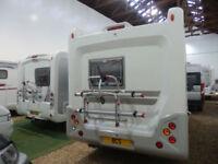 AUTO SLEEPER BROADWAY EK / 3500KG / AIR CON / CRUISE / BIKE RACK / REVERSE CAM