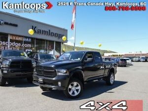 2014 Ram 1500 ST  - Bluetooth -  power seats -  vinyl seats