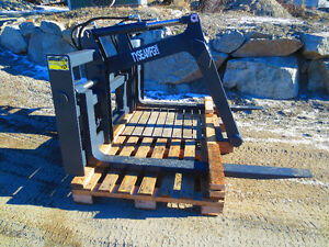 SKID STEER MAT GRAPPLES - HEAVY DUTY NEW / USED / RENTALS