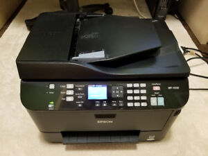 Epson WorkForce Pro WP-4530 All In One Printer with Duplex