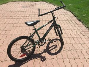 """Unisex  Bike 20"""" (for 10-16 yr olds) with Hand Brakes"""