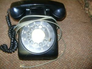 VINTAGE BELL ROTARY TELEPHONE