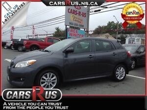 2009 Toyota Matrix Base.....Includes 4 FREE winter tires!!