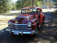 1948 Plymouth for sale