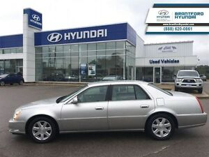 2007 Cadillac DTS IMMACULATE CONDITION