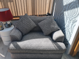 Large one seater sofa