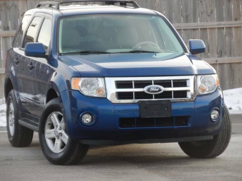 Image 5 Voiture American used Ford Escape 2008