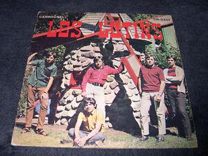 Les Lutins - Les Lutins (1967) LP québecois Rock Garage Psy