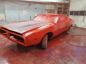 1974 charger (project almost done)