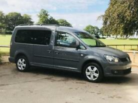 Volkswagen Caddy Maxi 1.6TDI ( 102PS ) C20 BlueMotion Tech Maxi Life 2012(12)REG
