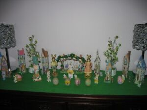 EASTER DECORATIONS  - Large Selection