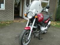 BMW R 850-R GENUINE LOW MILEAGE, 21964 MLS, TIDY CONDITION THROUGHOUT NEW MOT