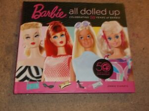 2 BARBIE BOOKS - HARD COVER AND SOFT COVER