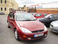 Ford Focus 1.8i 16v Ghia Estate