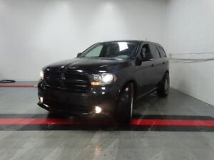2011 Dodge Durango R/T   - NAVIGATION - DVD Player - Sunroof - $
