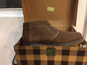 Woolrich Oxbow Chukka Boots (BRAND NEW IN BOX)