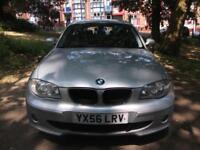 BMW 120 2.0TD auto 2007MY d SE AUTOMATIC =AUTOMATIC