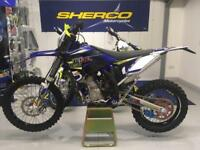 SHERCO SE-R 2T 300 2015 ENDURO ROAD REGISTERED VGC