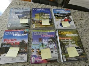 Revues Camping Caravaning