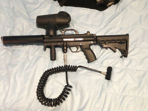 Tippmann A-5™ Stealth Marker with gear Prince George British Columbia image 2