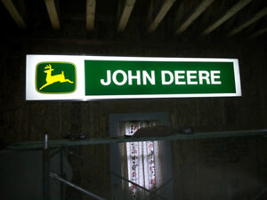 WANTED john deere signs,  any condition London Ontario image 6