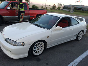 1999 Acura Integra Type R - SHELL