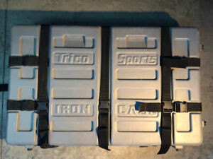Trico Sports Iron Case - Bicycle travel case