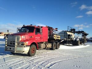 Farm equiment hauling and towing,grain bin moving Regina Regina Area image 6