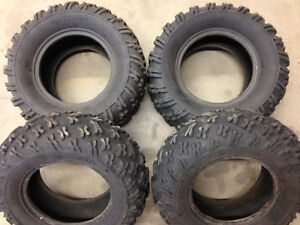 ITP Hole Shot tires