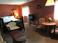 $999 Lakeside Queen Suite with Housekeeping