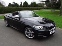 BMW 2 SERIES M235I SPORT AUTO (START/STOP) CONVERTIBLE 2016/16