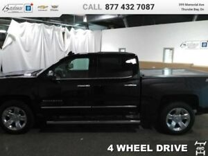 2015 Chevrolet Silverado 1500 LTZ w/2LZ  - Leather Seats -  Blue