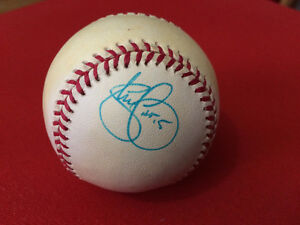 Amazing Blue Jays signed balls, books and Sparky Anderson Ball