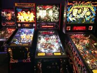 Pinball Machines for SALE!