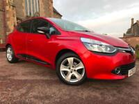 *12 MTHS WARRANTY*2014(14)RENAULT CLIO 1.2 DYNAMIQUE (MEDIA NAV)*WITH ONLY 35K*