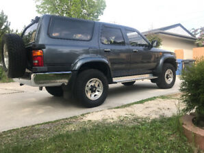 92Toyota Hilux rhd  two for one price.