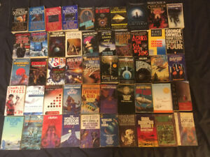Science Fiction Book Collection